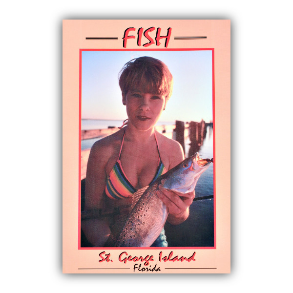 fish st george island florida
