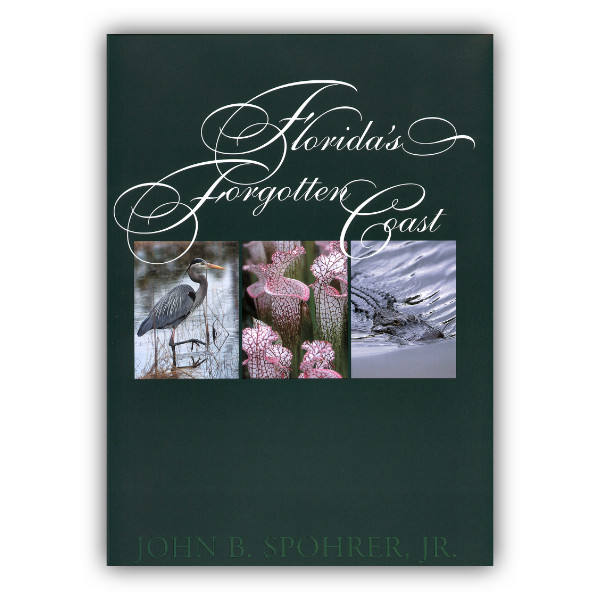 florida's forgotten coast signed book