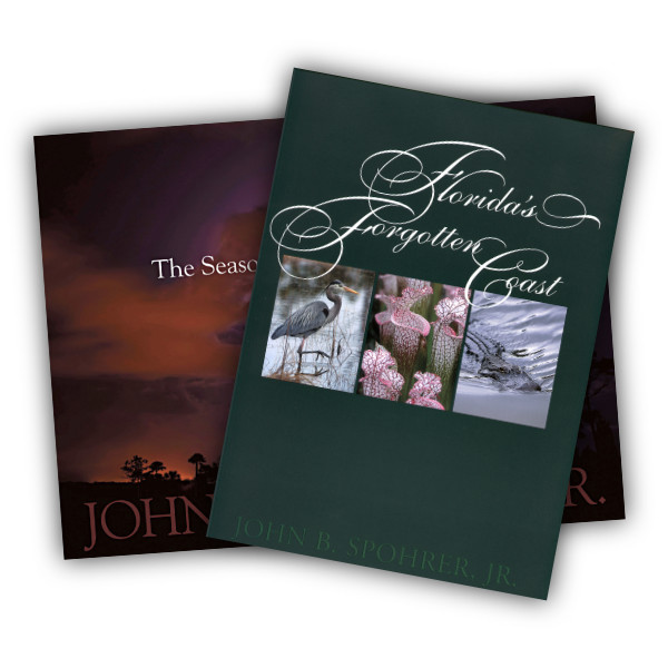 seasons of the bay and fl forgotten coast signed book