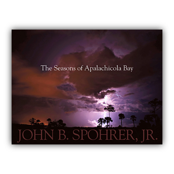 the seasons of apalachicola bay signed book